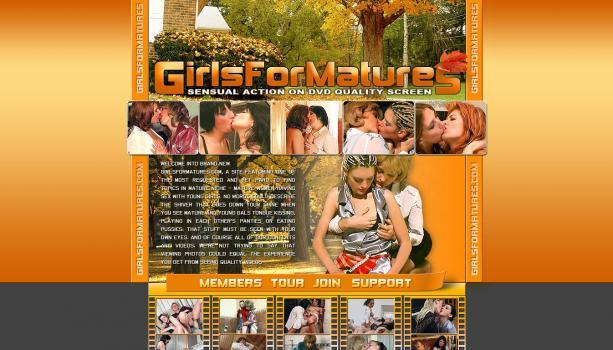 GirlsForMatures – SiteRip