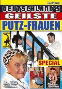 Deutschlands Geilste Putz-Frauen