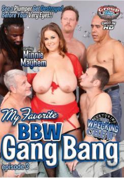 My Favorite BBW Gang Bang #3