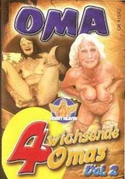 4 Wichsende Omas Vol.2