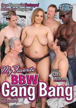 My Favorite BBW Gang Bang #8