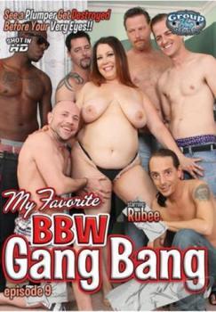 My Favorite BBW Gang Bang #9