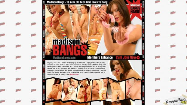 MadisonBangs.com - SITERIP