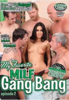 My Favorite MILF Gang Bang #2