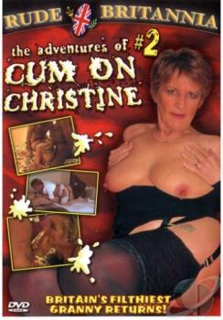 The Adventures Of Cum On Christine #2