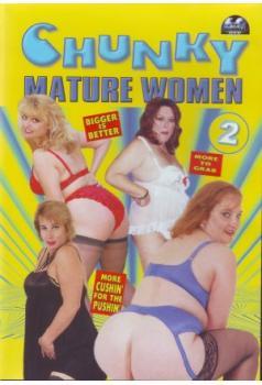 Chunky Mature Women #2
